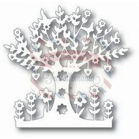 Fustella metallica Tutti Designs Spring Tree