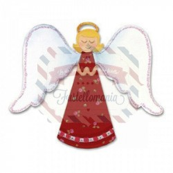 Fustella Sizzix Originals Angel 2