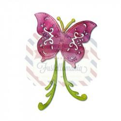 Fustella Sizzix Sizzlits Butterfly