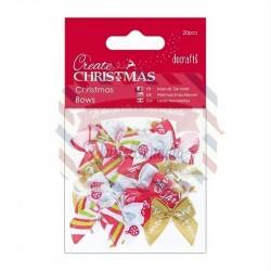 Christmas Bows 20 pezzi