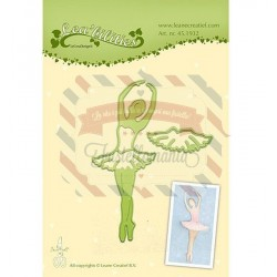 Fustella metallica Leane Creatief Ballet Dancer 2