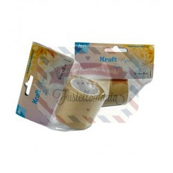 Kraft Paper Tape 10 mt 50 mm