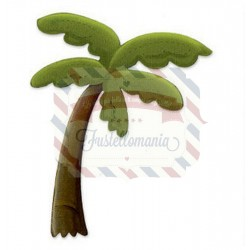 Fustella Sizzix Bigz Palm Tree
