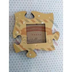 Fustella M Cornice puzzle