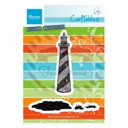 Fustella metallica Marianne Design Craftables Tiny's Lighthouse