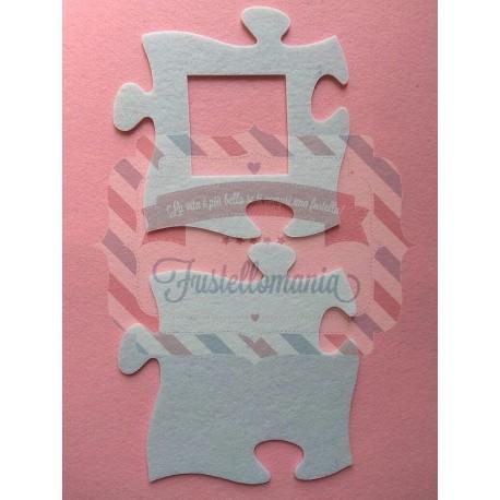 Fustella A4 Cornice Puzzle