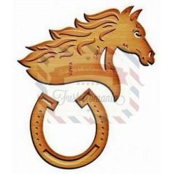 Fustella metallica Spellbinders In'spire Die Lucky Horse
