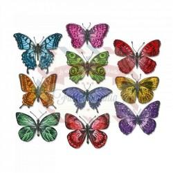 Fustella Sizzix Framelits Flutter 20 pezzi