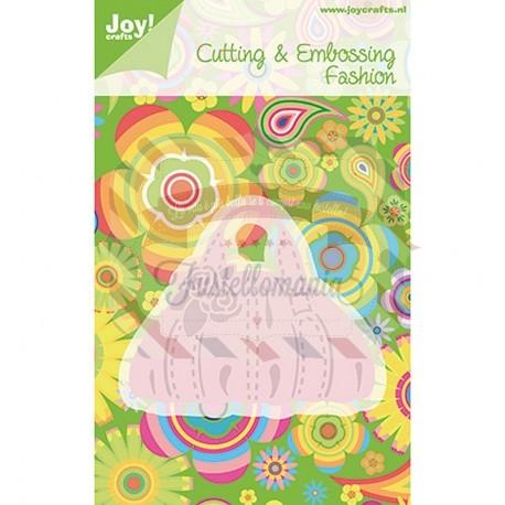 Fustella metallica Joy! Crafts Cutting & Embossing Stencil Bag