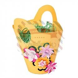 Fustella Sizzix PRO Flower Layers Set 2