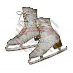 Fustella Sizzix Bigz Ice Skates