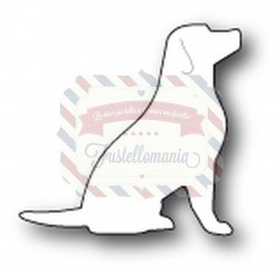 Fustella metallica PoppyStamps Patient Pup