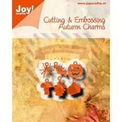 Fustella metallica Joy! Crafts Cutting & Embossing Halloween