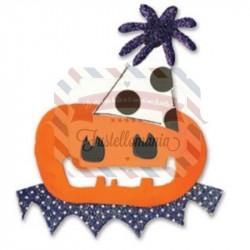 Fustella Sizzix Originals Zucca Halloween