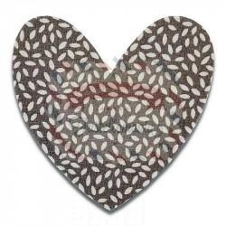 Fustella Sizzix Bigz Hanging Heart