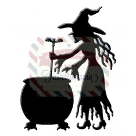 Fustella metallica Witch Brewing