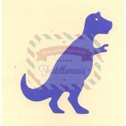 Fustella Sizzix Origanals Tirannosaurus Rex