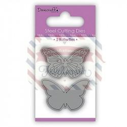 Fustella metallica Dovecraft Butterflies 2