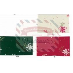 Pannolenci 1mm - 1 foglio 30x40 cm fiori e punti colore a scelta