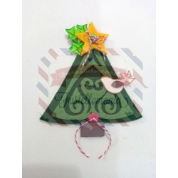 Fustella Sizzix BIGz XL Christmas Tree Album
