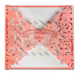 Fustella Sizzix Thinlits Floral Fold